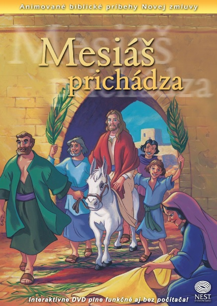 Mesiáš prichádza - Animované biblické príbehy Novej zmluvy 18