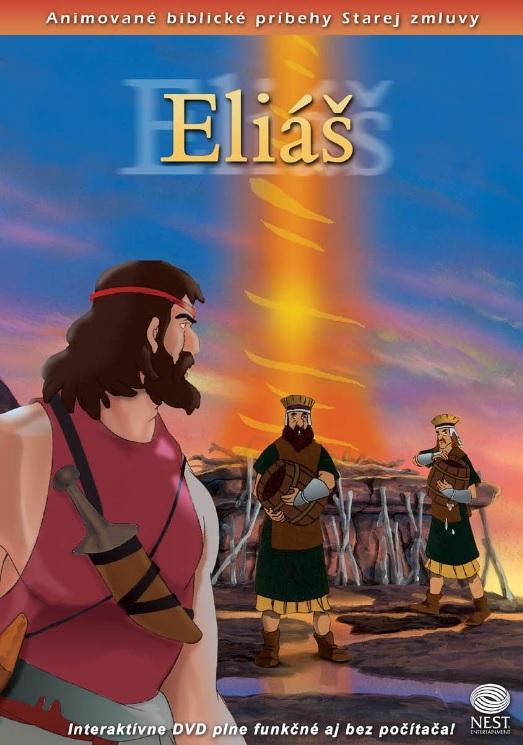 Eliáš - Animované biblické príbehy Starej zmluvy 9
