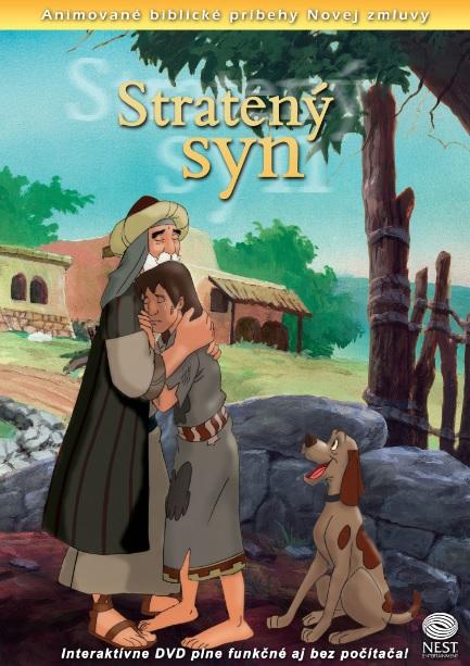 Stratený syn - Animované biblické príbehy Novej zmluvy 13