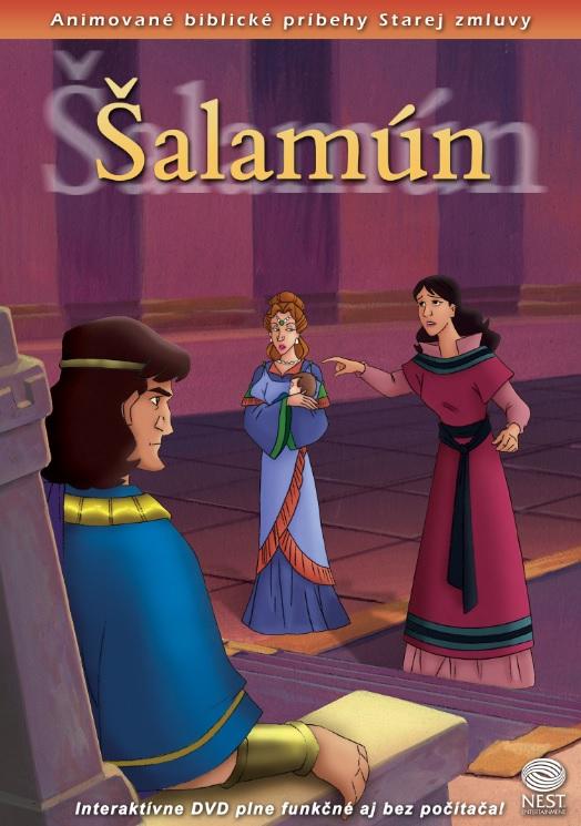 Šalamún - Animované biblické príbehy Starej zmluvy 8