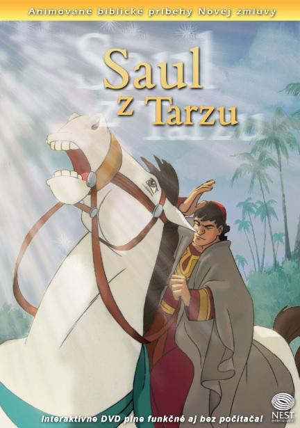 Saul z Tarzu - Animované biblické príbehy Novej zmluvy 23