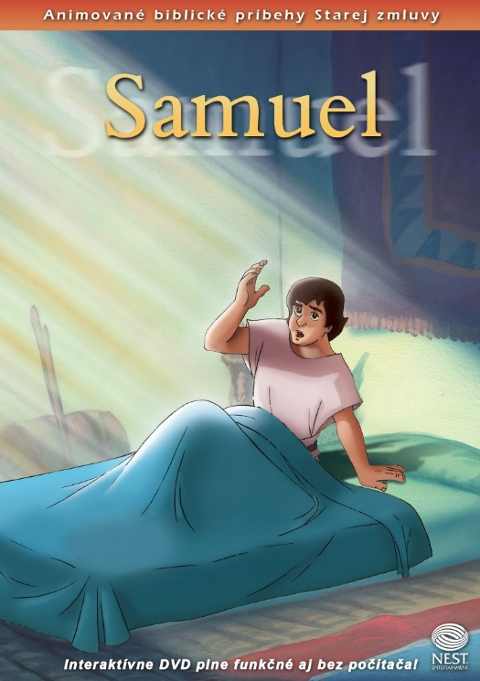 Samuel - Animované biblické príbehy Starej zmluvy 6