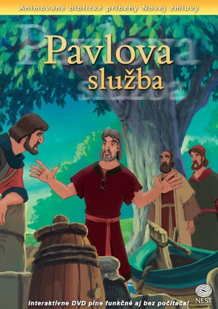 Pavlova služba - Animované biblické príbehy Novej zmluvy 24