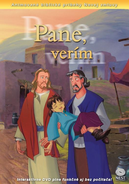 Pane, verím - Animované biblické príbehy Novej zmluvy 6