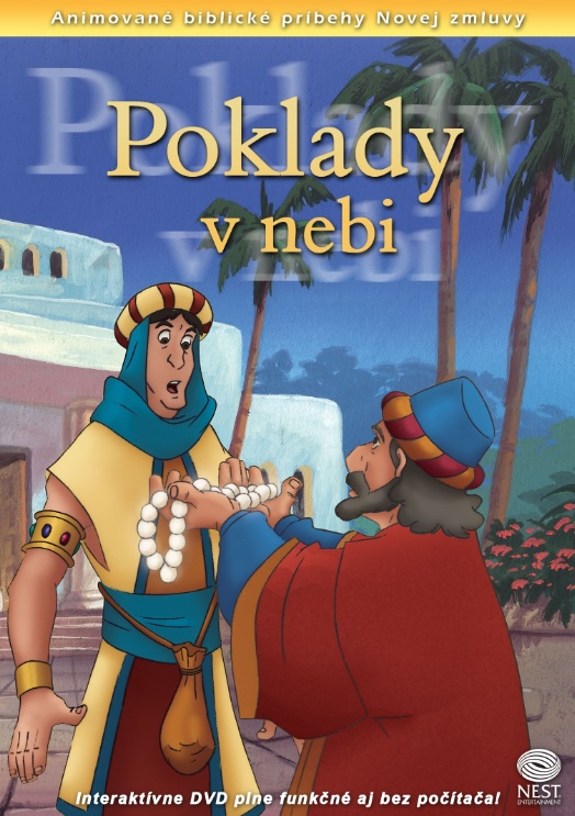 Poklady v nebi - Animované biblické príbehy Novej zmluvy 12