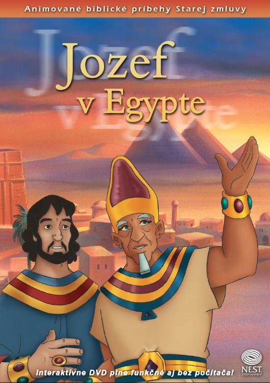 Jozef v Egypte - Animované biblické príbehy Starej zmluvy 2