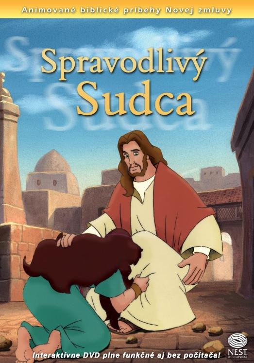 Spravodlivý Sudca - Animované biblické príbehy Novej zmluvy 10