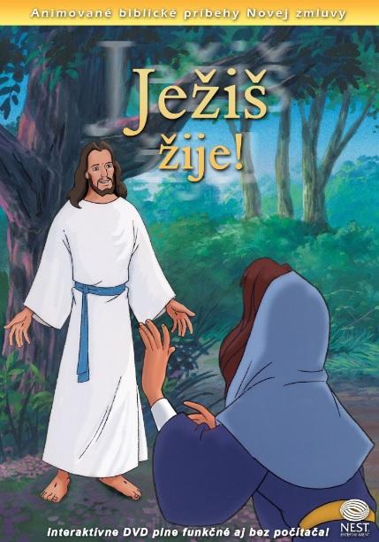 Ježiš žije! - Animované biblické príbehy Novej zmluvy 20