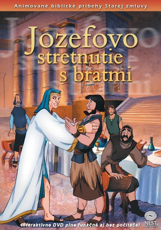 Jozefovo stretnutie s bratmi - Animované biblické príbehy Starej zmluvy 3