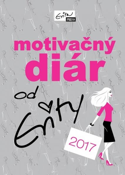 Motivačný diár 2017 od Evity