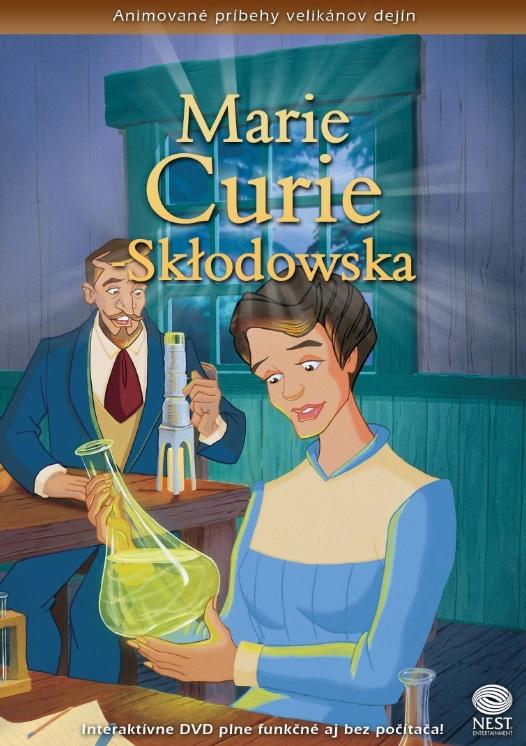 Marie Curie-Sklodowska - Animované príbehy velikánov dejín 18