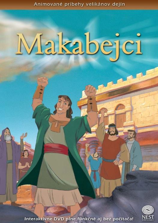 Makabejci - Animované príbehy velikánov dejín 1