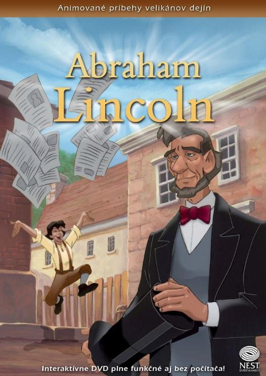 Abraham Lincoln - Animované príbehy velikánov dejín 12