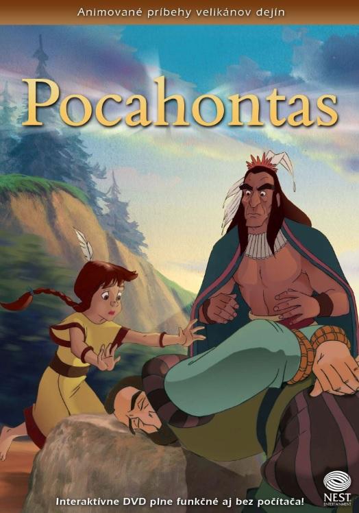 Pocahontas - Animované príbehy velikánov dejín 8