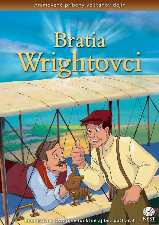 Bratia Wrightovci - Animované príbehy velikánov dejín 19