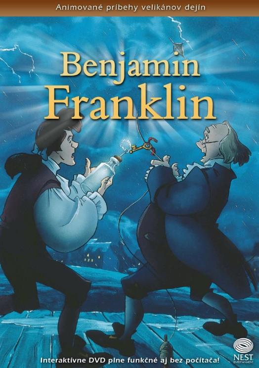 Benjamin Franklin - Animované príbehy velikánov dejín 9