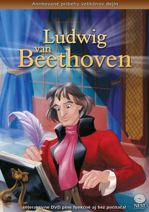 Ludwig van Beethoven - Animované príbehy velikánov dejín 11