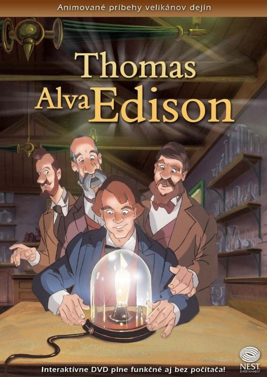 Thomas Alva Edison - Animované príbehy velikánov dejín 16