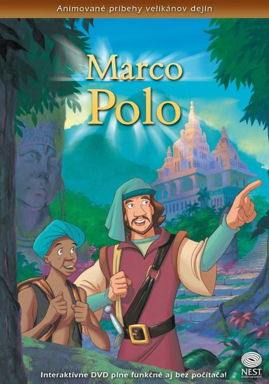 Marco Polo - Animované príbehy velikánov dejín 2