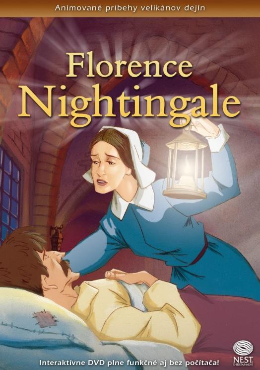 Florence Nightingale - Animované príbehy velikánov dejín 13