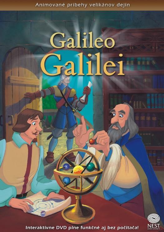 Galileo Galilei - Animované príbehy velikánov dejín 6