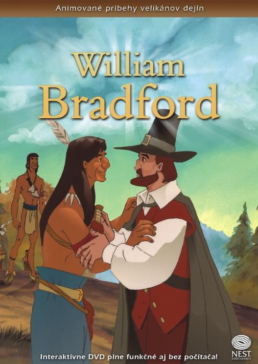 William Bradford - Animované príbehy velikánov dejín 7