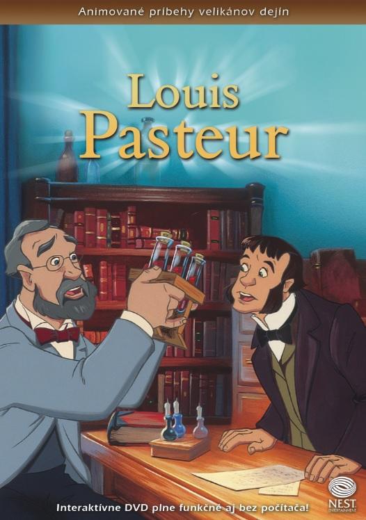 Louis Pasteur - Animované príbehy velikánov dejín 15