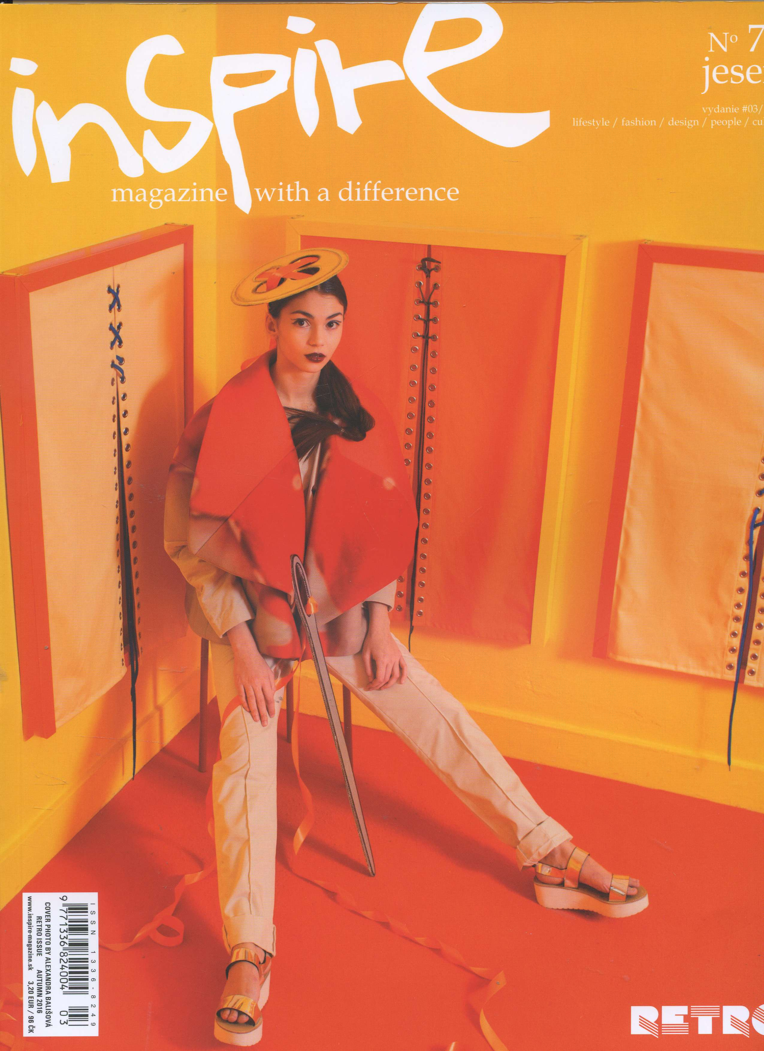 Inspire 3/2016 - Magazine with a difference No. 78 jeseň