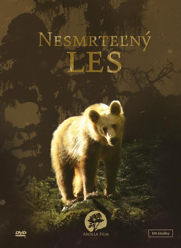 Nesmrteľný les - DVD - Tajomné Karpaty 2