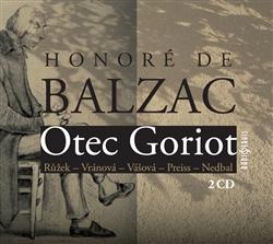 Otec Goriot [Audio na CD]