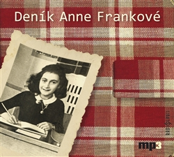 Deník Anne Frankové (1xaudio na cd - mp3)