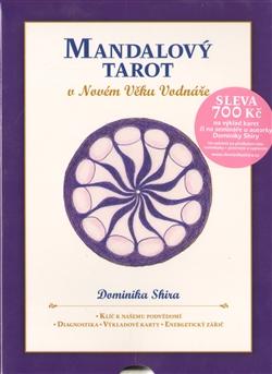 Mandalový tarot - kniha + sada kariet