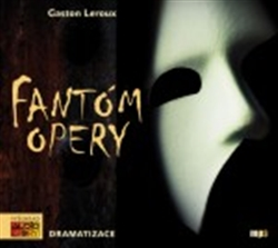 Fantóm opery (1xaudio na cd - mp3)
