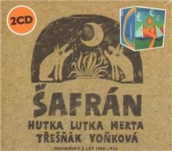 CD-Šafrán - Nahrávky z let 1968-1976