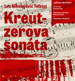 Kreutzerova sonáta (Audio na CD)
