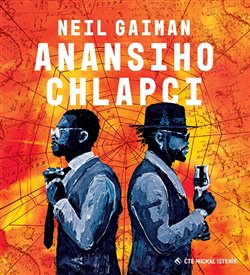 Anansiho chlapci (1x Audio na CD - MP3)