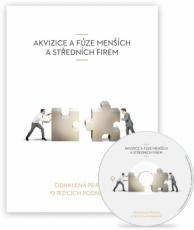 Akvizice a fúze menších a středních firem - CD