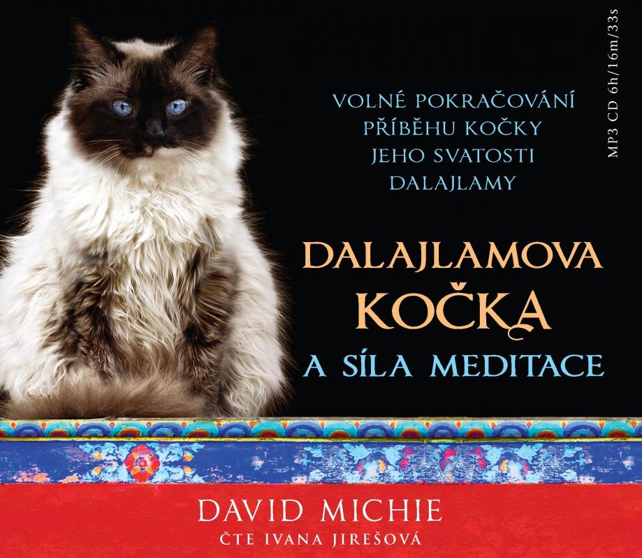 Dalajlamova kočka a síla meditace - MP3 CD