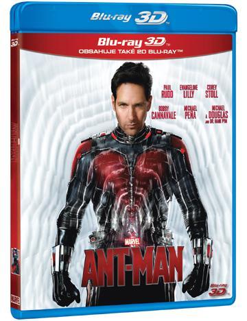 Ant-Man 2BD (3D+2D)