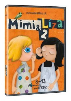 Mimi a Líza 2 DVD