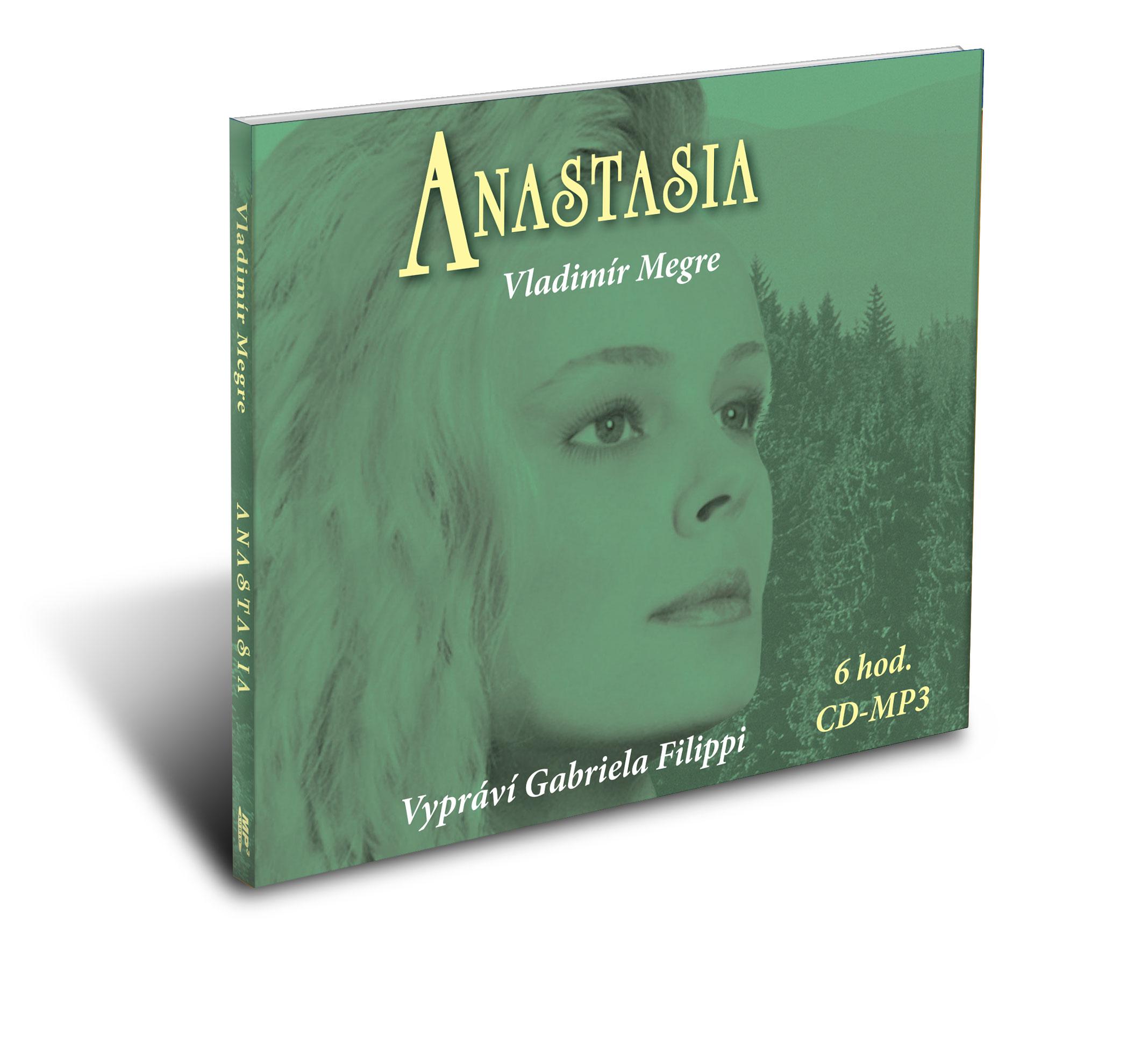 Anastasia - 1. díl (audiokniha)