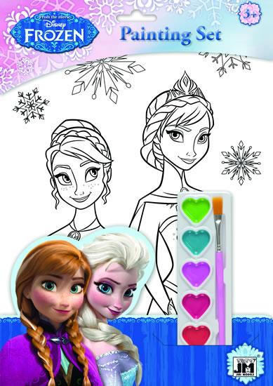 Painting set - Frozen