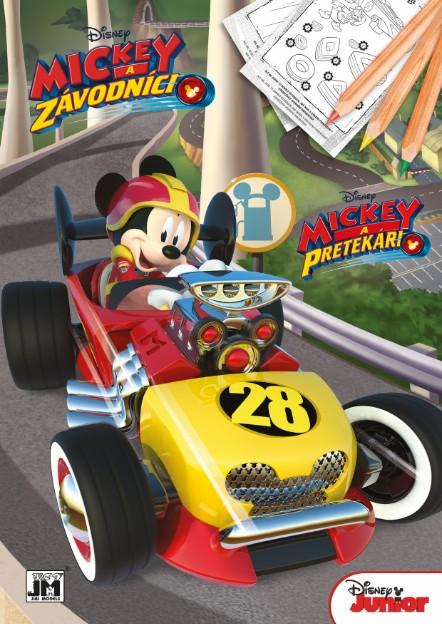 Mickey a pretekári / Mickey a závodníci