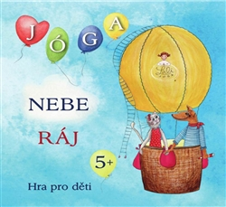 Jóga, nebe, ráj - Hra pro děti od 5 let