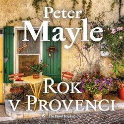 Rok v Provenci (1x Audio na CD - MP3)