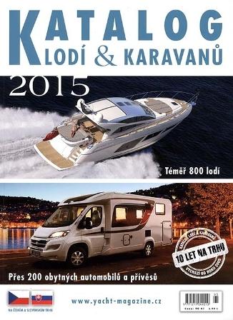 Katalog lodí a karavanů 2015