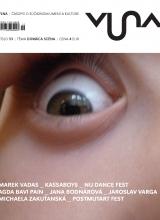 Časopis vlna č. 53 - Časopis o súčasnom umení a kultúre