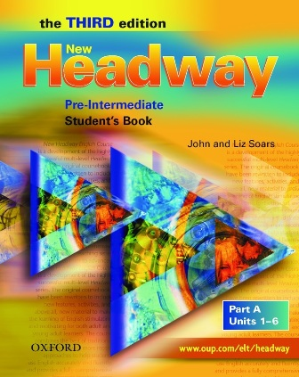 New Headway Pre-Intermediate - Student's Book A - Third Edition