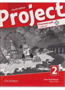 Project 2 - Fourth edition - Pracovný zošit s adio CD