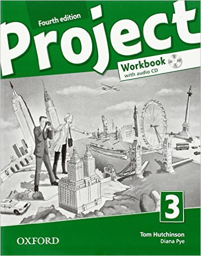 Project 3 - Fourth edition - Workbook with Audio CD